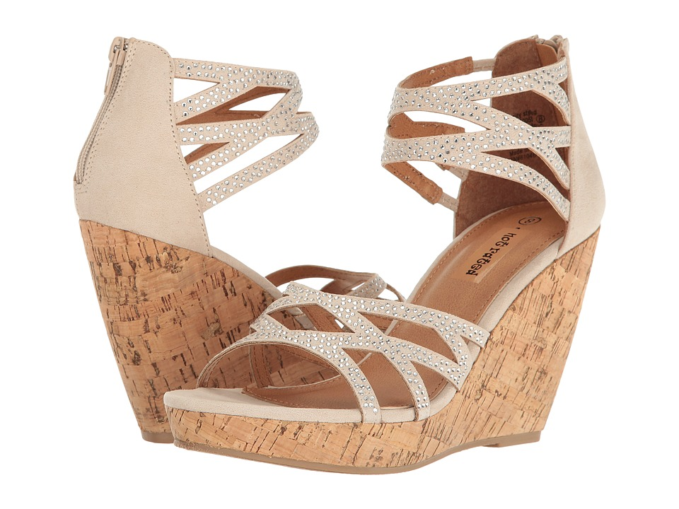 Not Rated - Bali Sea (Cream) Women's Dress Sandals