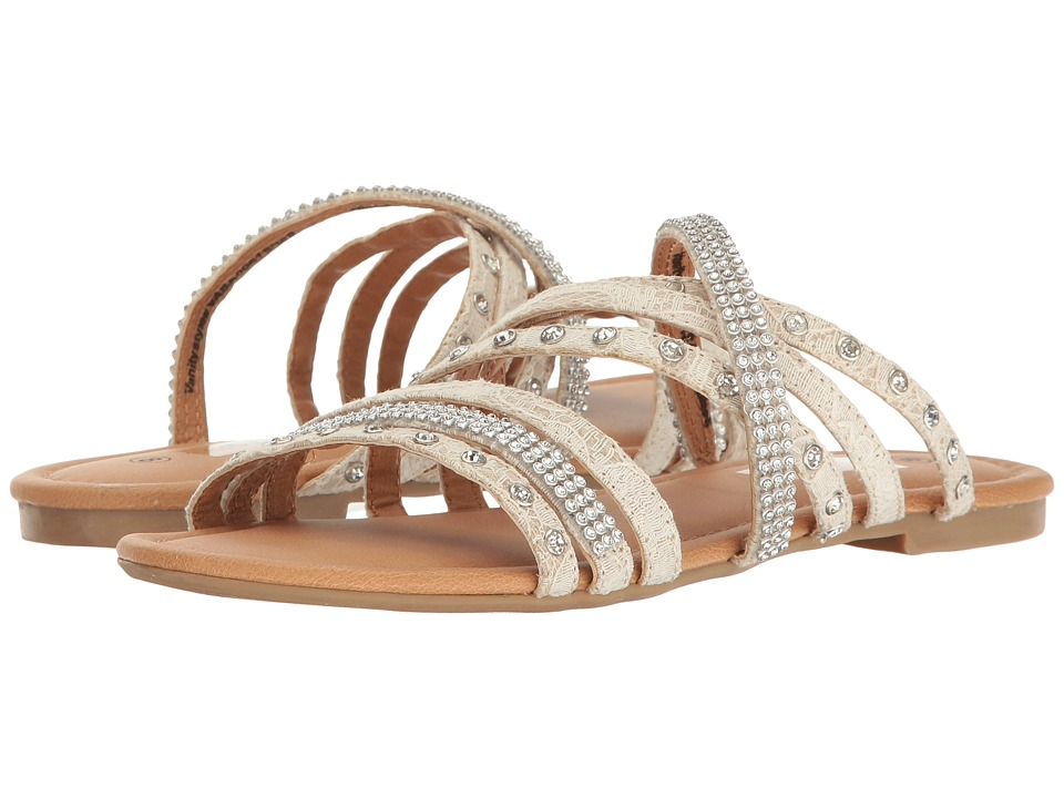 Not Rated - Pandora (Cream) Women's Dress Sandals