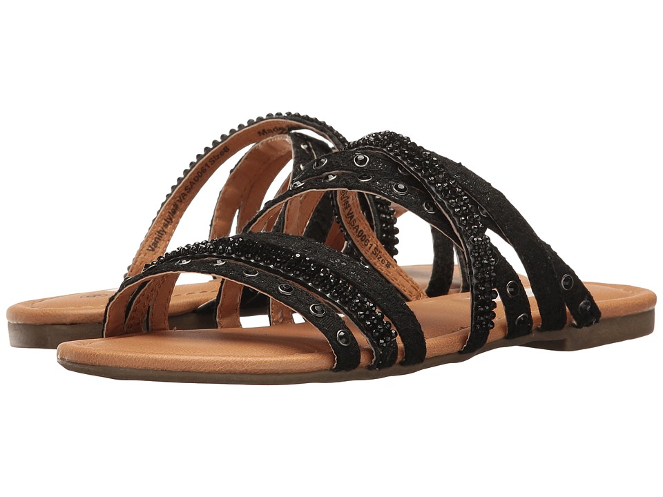Not Rated - Pandora (Black) Women's Dress Sandals
