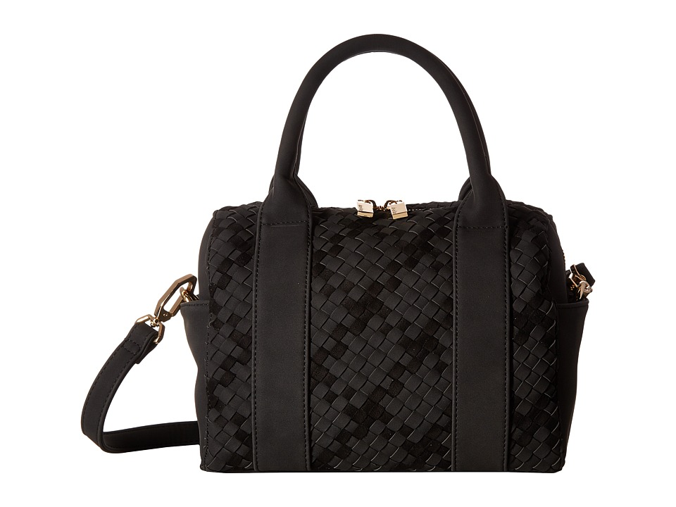 Deux Lux - Delaney Mini Duffle (Black) Duffel Bags