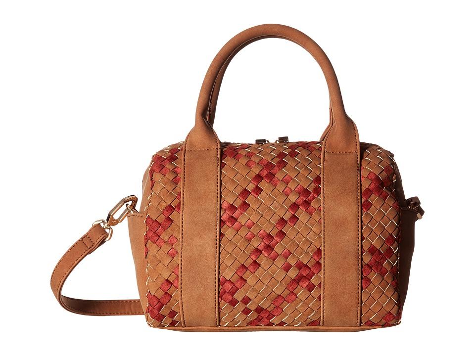 Deux Lux - Delaney Mini Duffle (Cognac) Duffel Bags