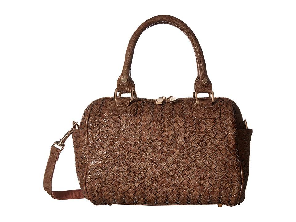 Deux Lux - Reade Duffle Bag (Cocoa) Duffel Bags