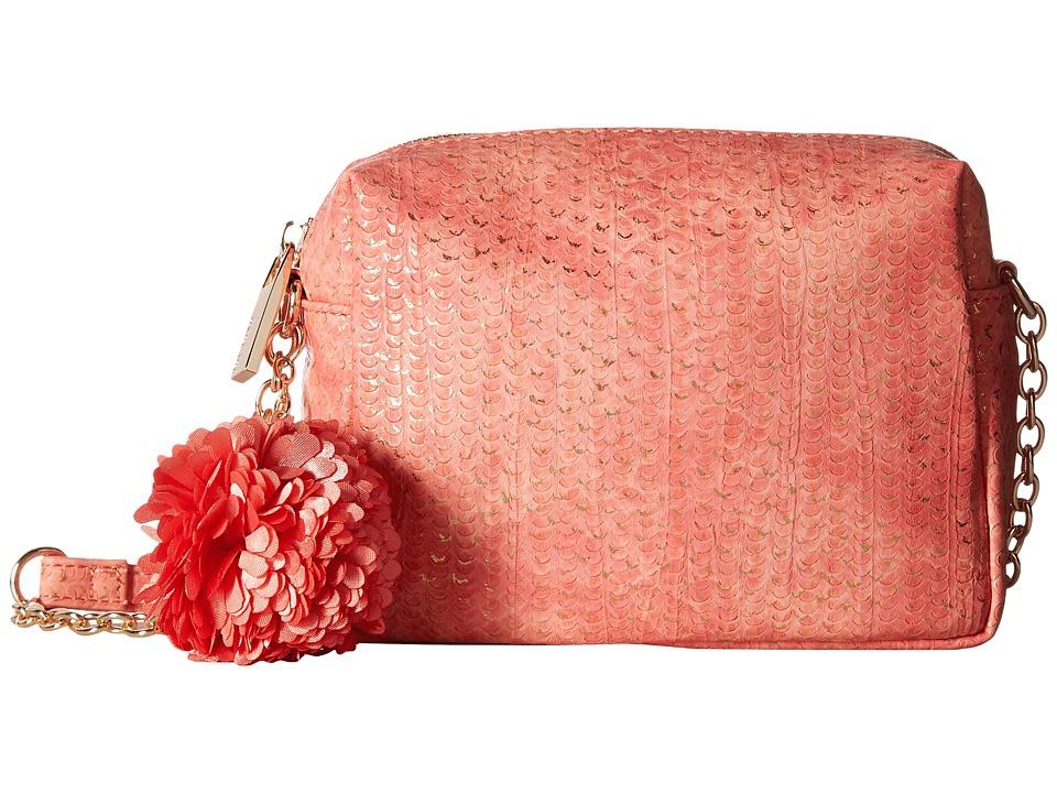Deux Lux - Cotton Candy Messenger (Apricot) Messenger Bags