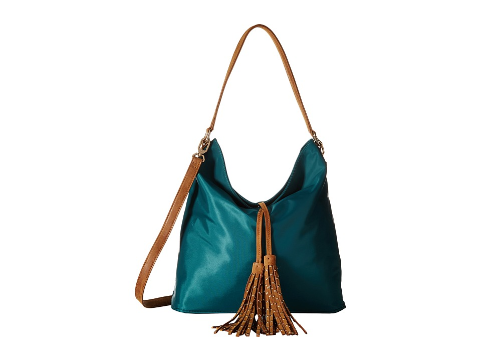 Deux Lux - Linden Hobo (Hunter) Hobo Handbags
