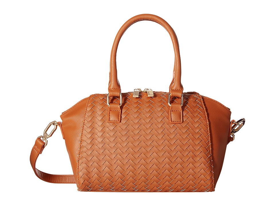 Deux Lux - Mott Small Satchel (Pumpkin) Satchel Handbags