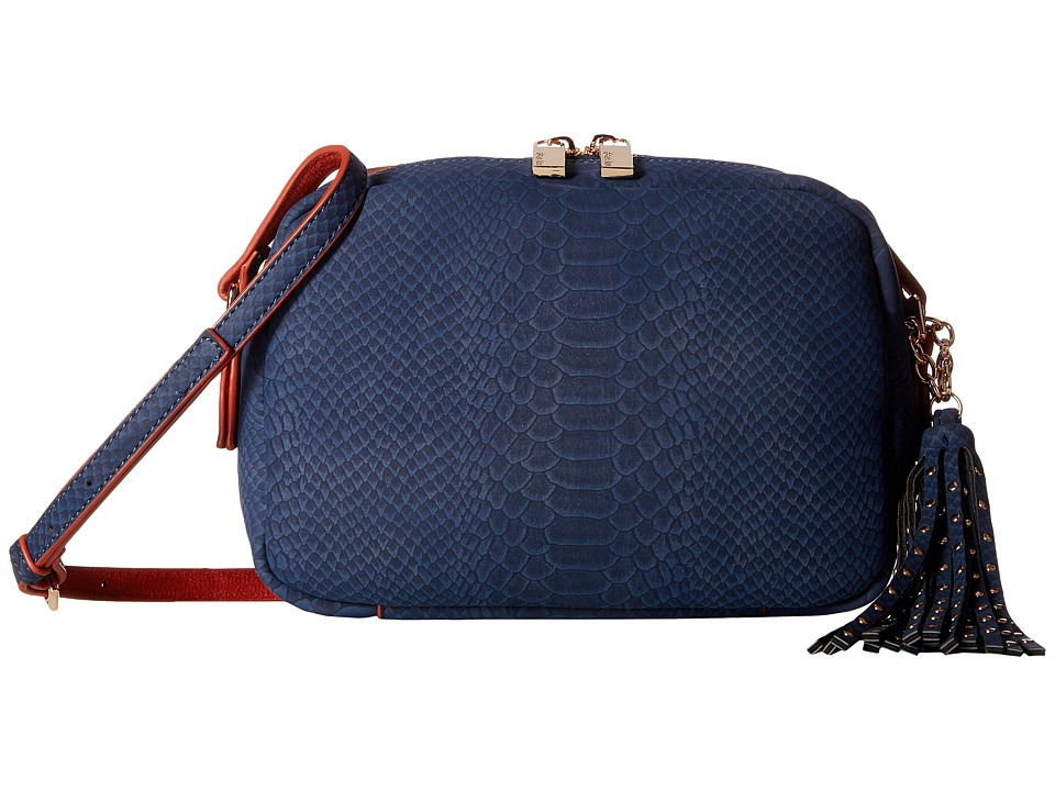 Deux Lux - Juniper Camera Bag (Navy) Computer Bags