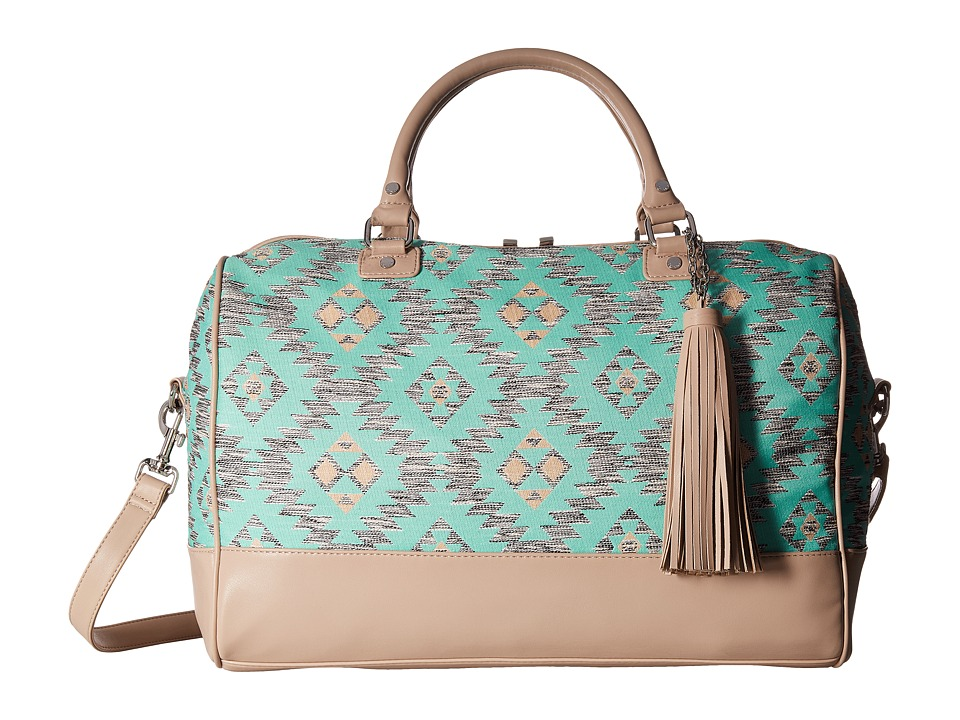 Deux Lux - Playa Weekender (Mint) Weekender/Overnight Luggage
