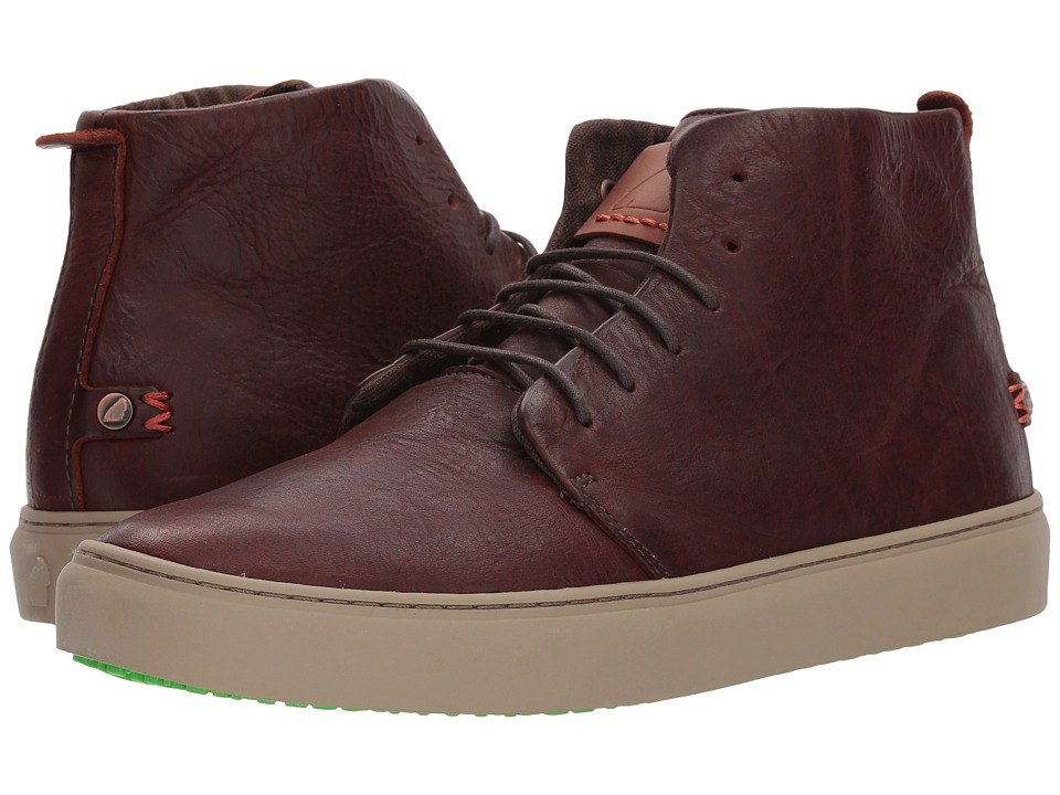 Satorisan Bywater-Pull Up Leather (Polo Brown) Men