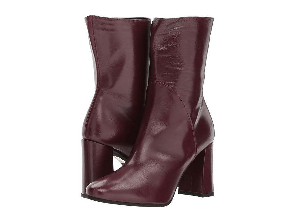 Cordani Hermes (Burgundy Leather) Women