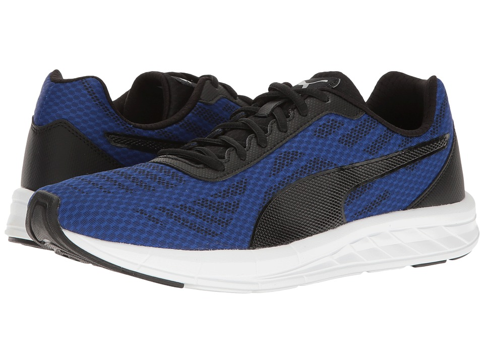 PUMA - Meteor (True Blue/Puma Black) Men's Shoes