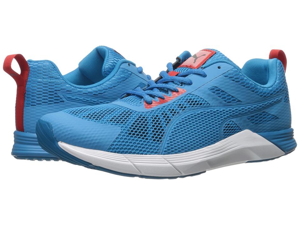PUMA - Propel (Blue Danube/Puma White) Men's Shoes