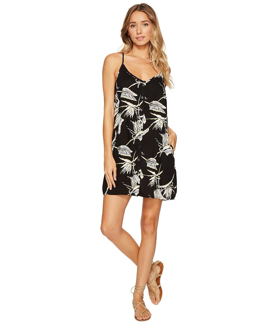 Obey - Jones Dress (Black Multi) Women's Dress