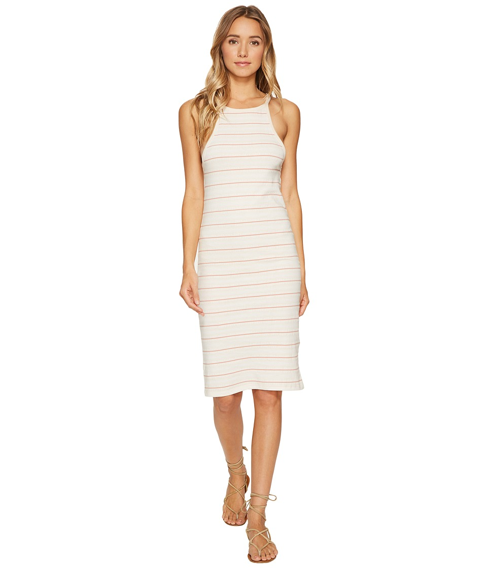 Obey - Tuesday Dress (Bone Multi) Women's Dress