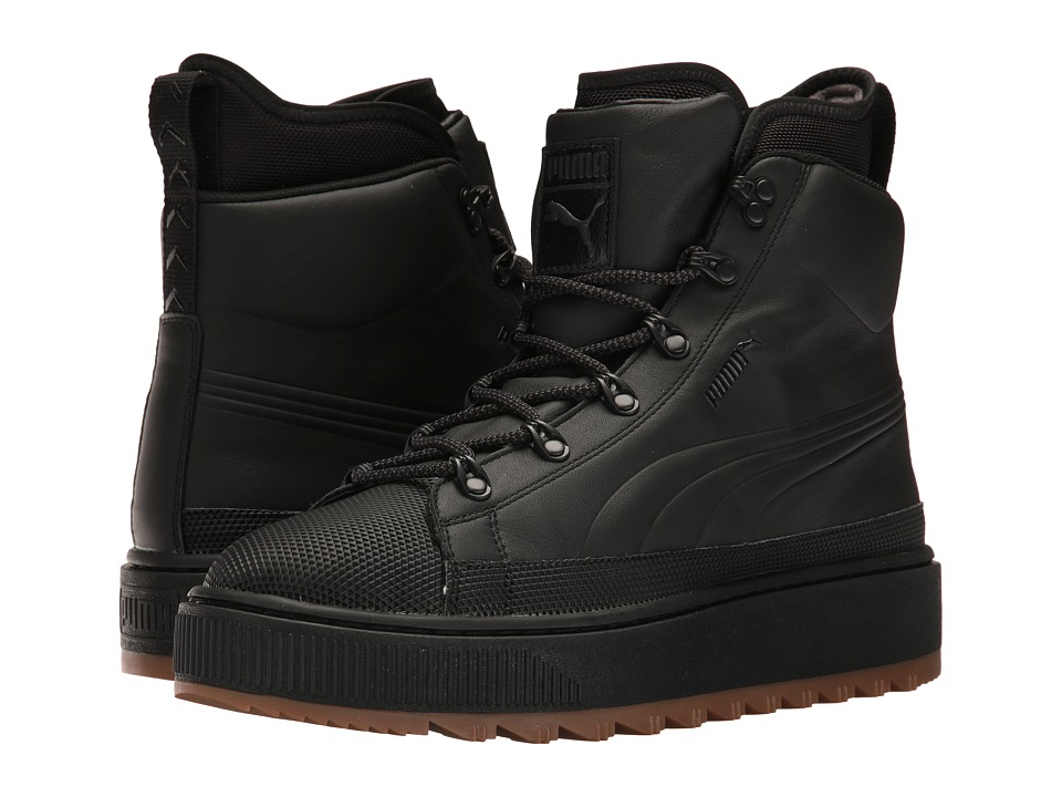 PUMA - The Ren Boot (PUMA Black) Men's Shoes