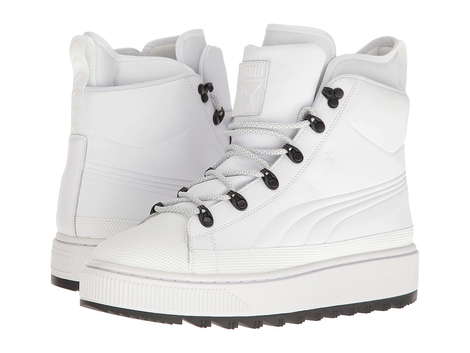 PUMA - The Ren Boot (PUMA White) Men's Shoes