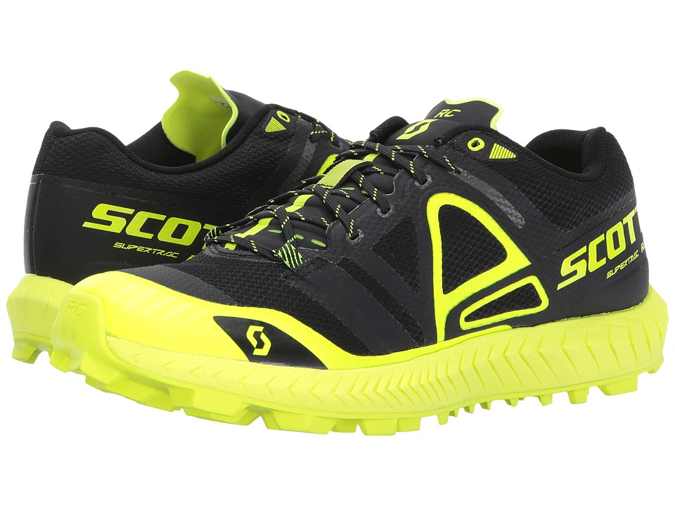 Scott Supertrac RC (Black/Yellow) Women