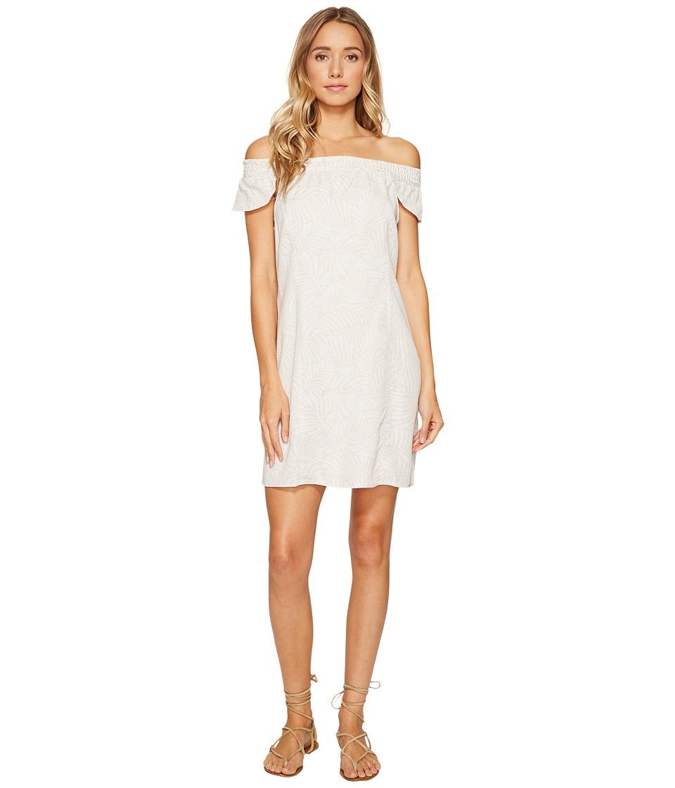 Obey Skylar Dress (Cashew Multi) Women