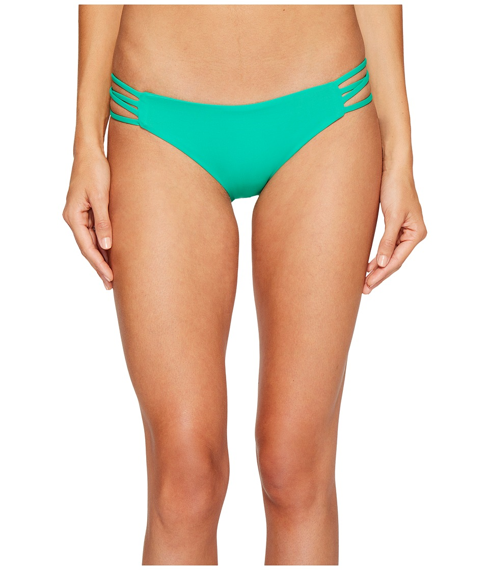 L*Space Low Down Classic Bottom (Jade) Women