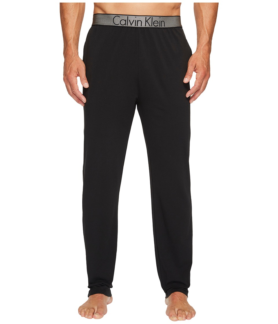 Calvin Klein Underwear - Customized Stretch Lounge Pants (Black) Men's Pajama