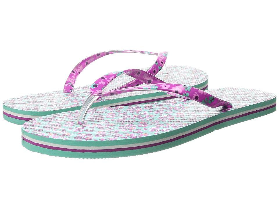 Vera Bradley - Flip Flops (Ditsy Dot) Women's Sandals