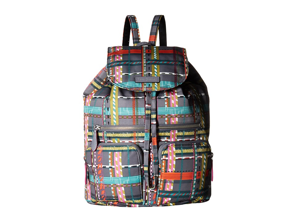 Vera Bradley Midtown Cargo Backpack (City Plaid) Backpack Bags