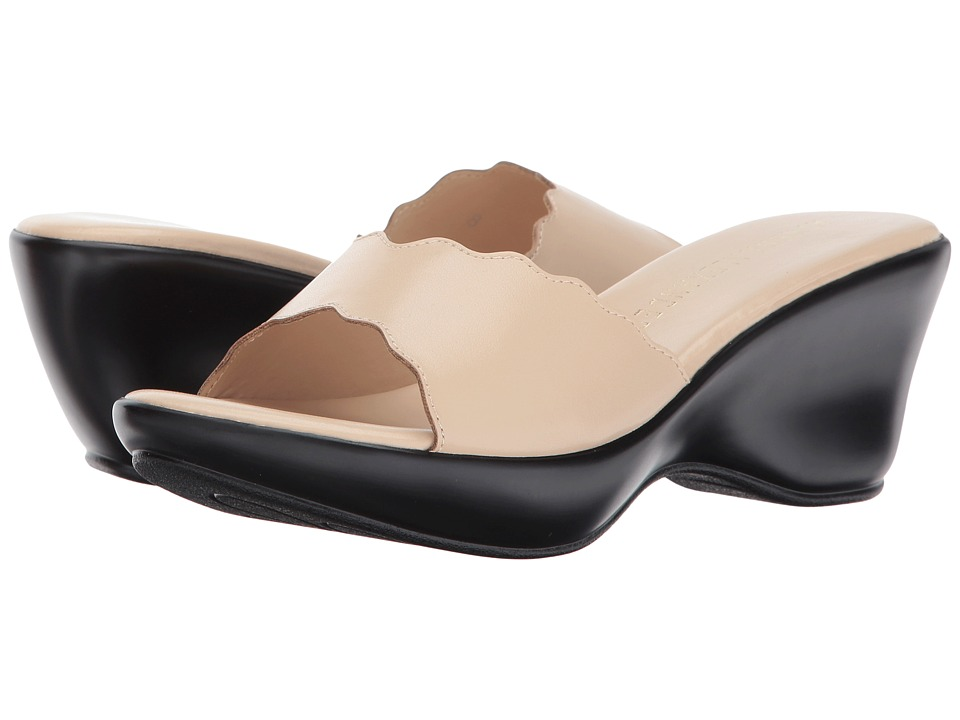 Athena Alexander - Novva (Nude Smooth Synthetic) Women's Shoes