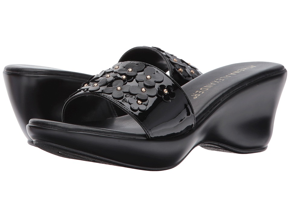 Image of Athena Alexander - Allegra (Black Synthetic) Women's Shoes