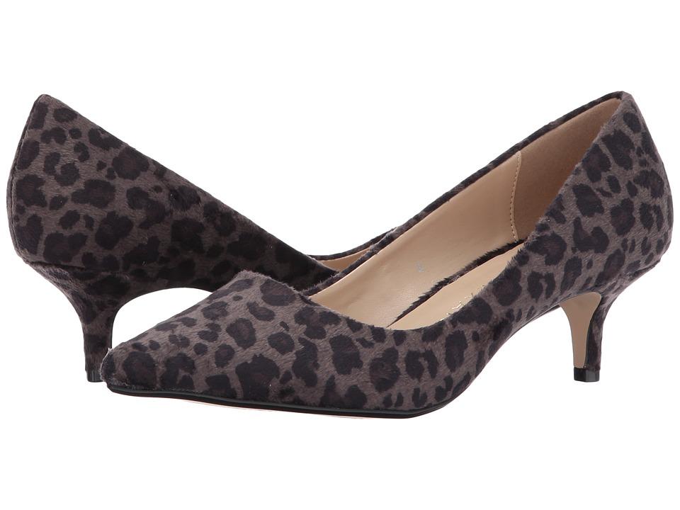 Athena Alexander Teague (Black Leopard Fabric) Women