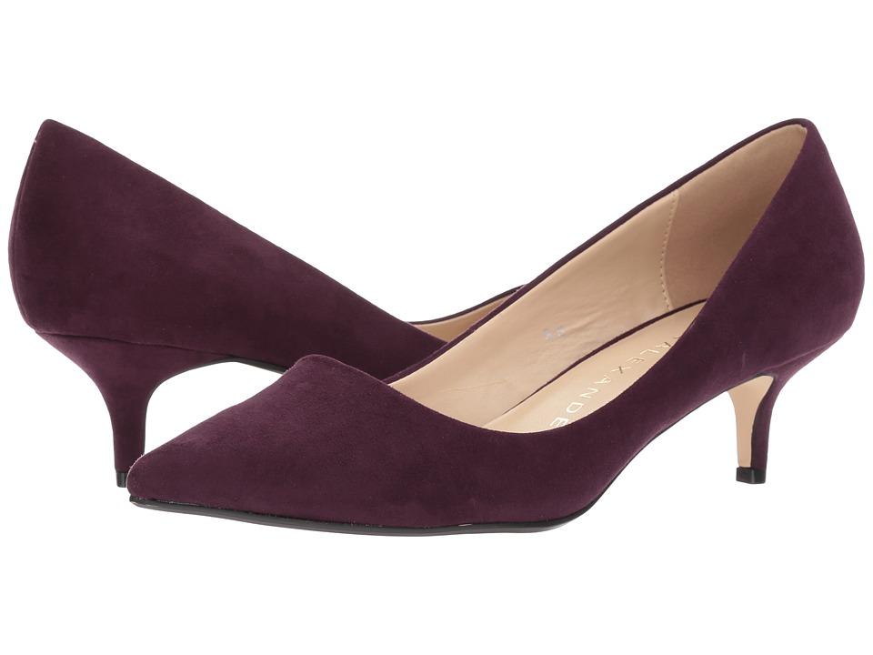 Athena Alexander Teague (Purple Suede/Faux Suede) Women