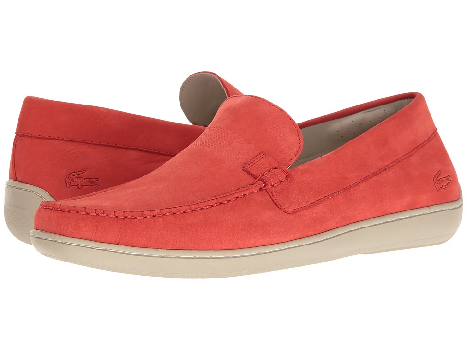 Lacoste - Louveau 416 1 (Red) Men's Shoes