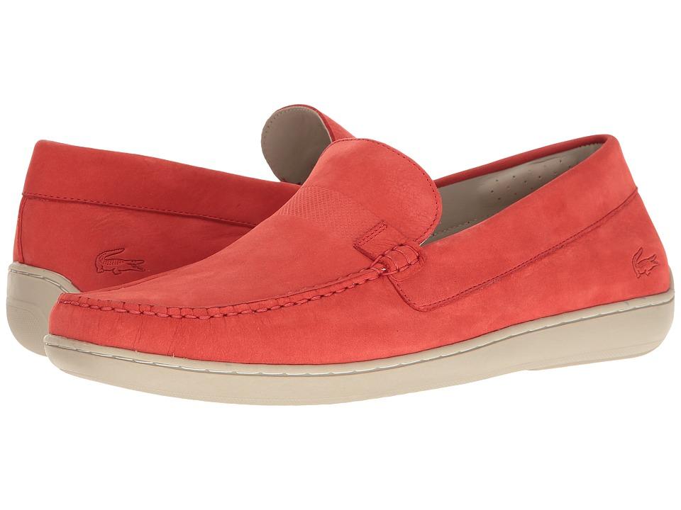 Lacoste - Louveau 416 1 (Red) Men's Shoes