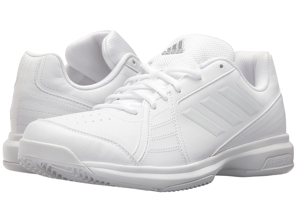 adidas - adiZero Approach (White) Men's Shoes