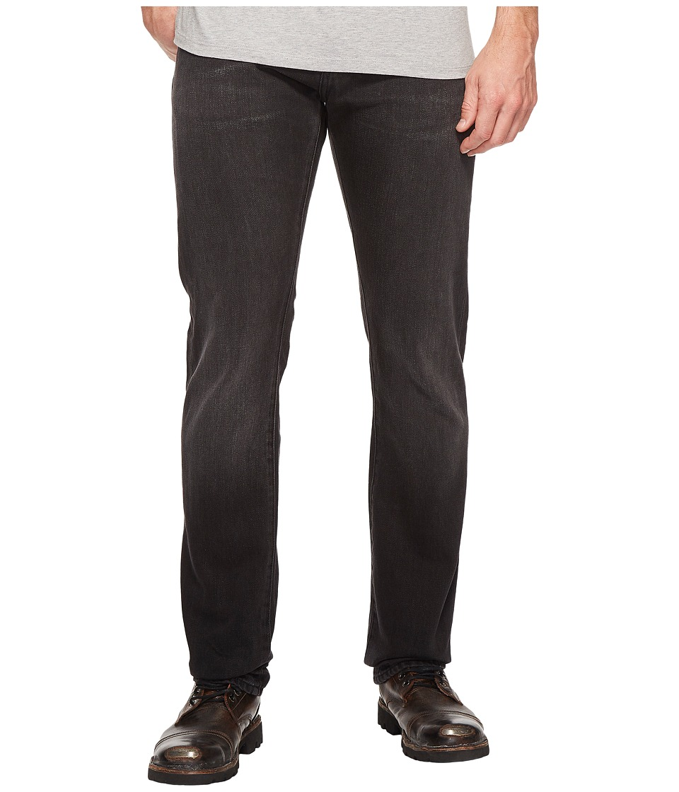 Jean Shop - Mick Slim Straight in Flushing Selvedge (Flushing) Men's Jeans