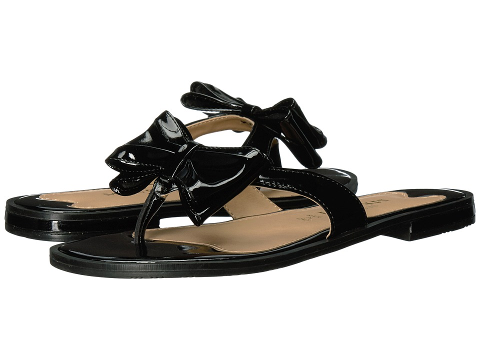 Sesto Meucci - Igloo (Black Patent) Women's Sandals