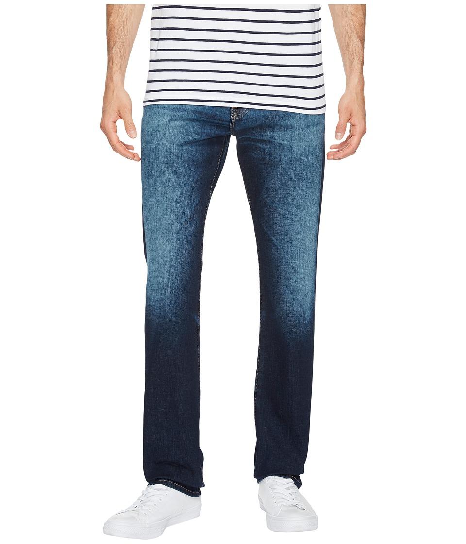 AG Adriano Goldschmied - Matchbox Slim Straight Leg Denim in Landers (Landers) Men's Jeans