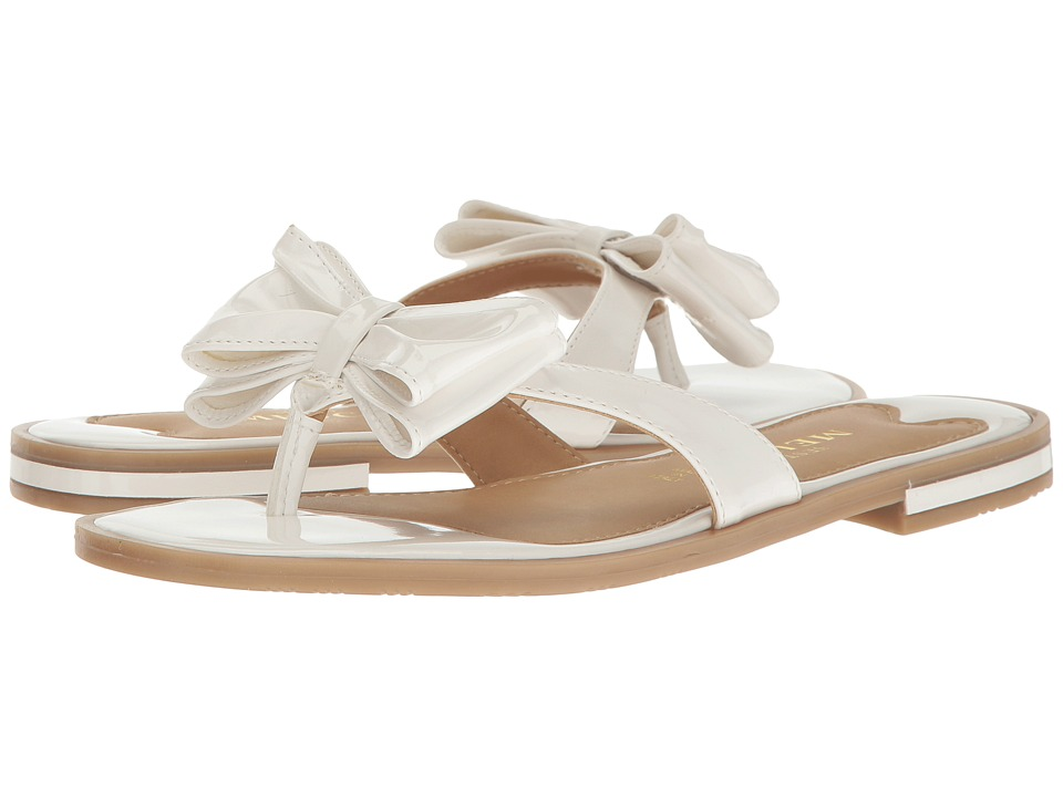 Sesto Meucci - Igloo (White Patent) Women's Sandals