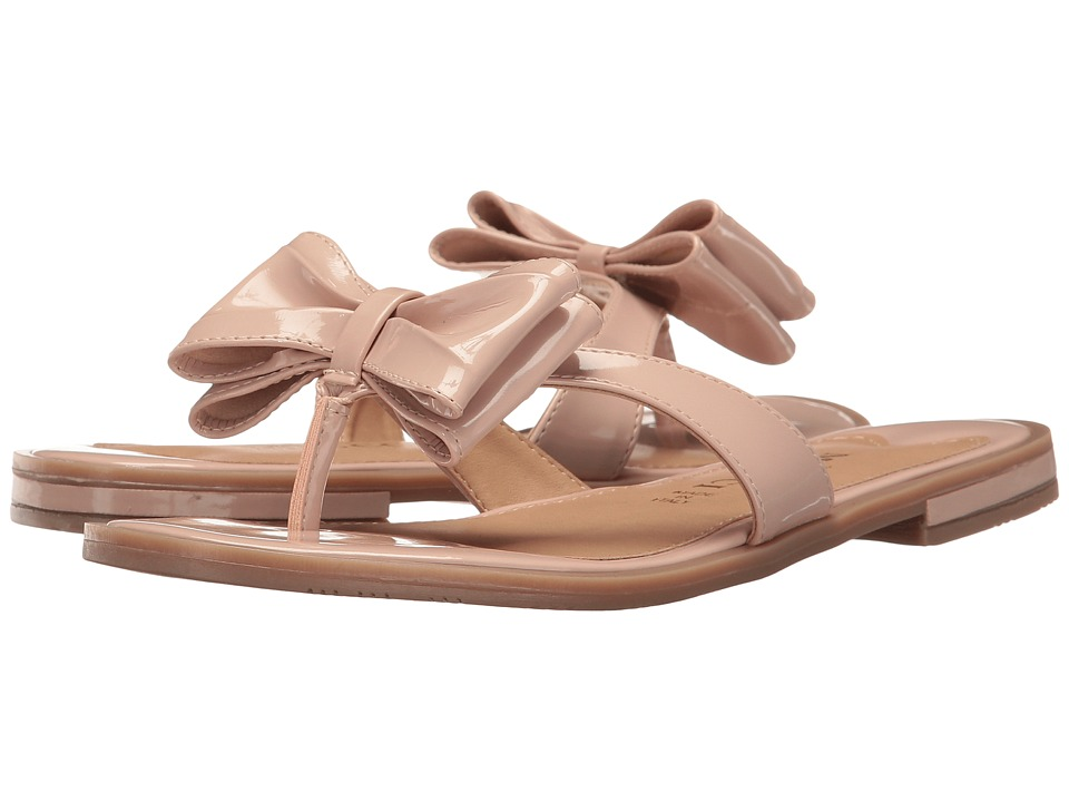 Sesto Meucci - Igloo (Nude Patent) Women's Sandals