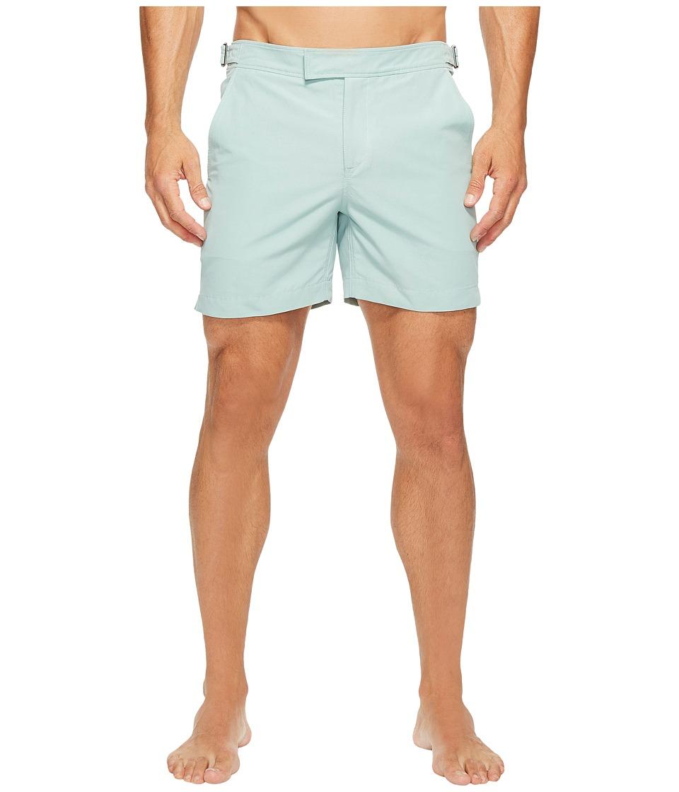 Exley NB - 5 Inch Bristol Swim Shorts (Bay) Men's Swimwear