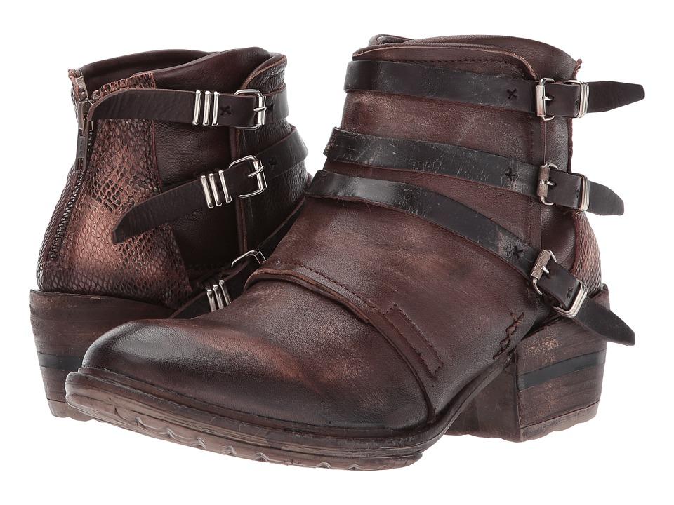 Freebird - Mateo (Brown Muti) Women's Boots