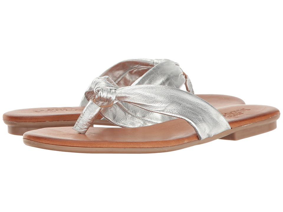 Sesto Meucci - 230 (Silver Cesa Kid Suede) Women's Shoes