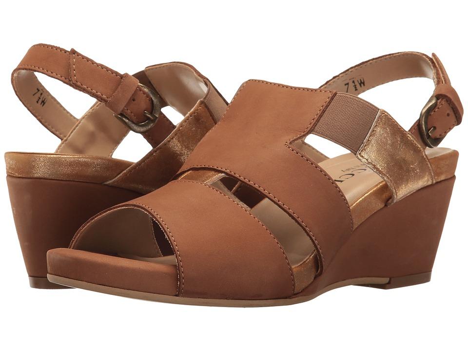Sesto Meucci - Kayla (Viso Nubuck/Cuoio Retro) Women's Shoes