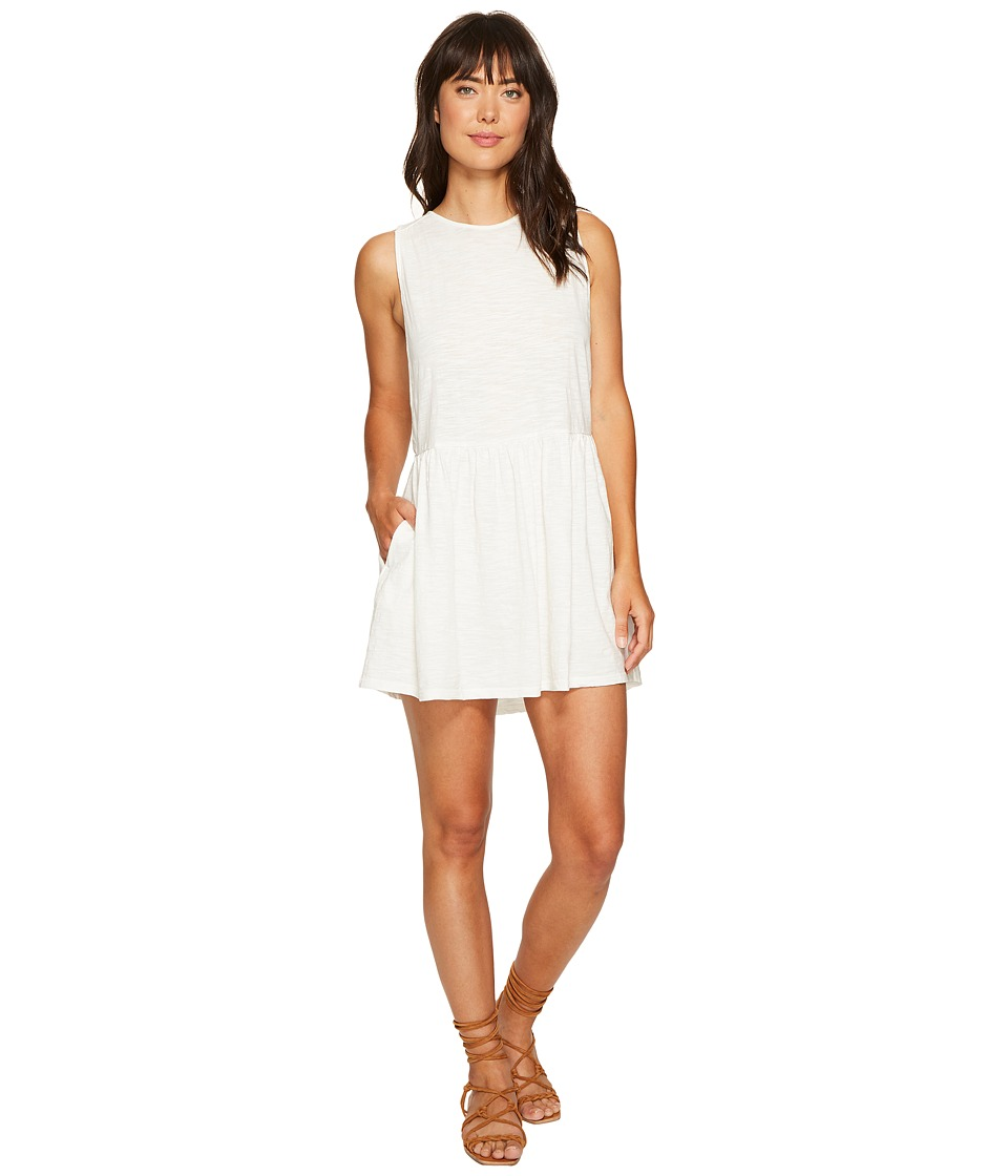 Roxy - One Of These Nights Dress (Marshmallow) Women's Dress
