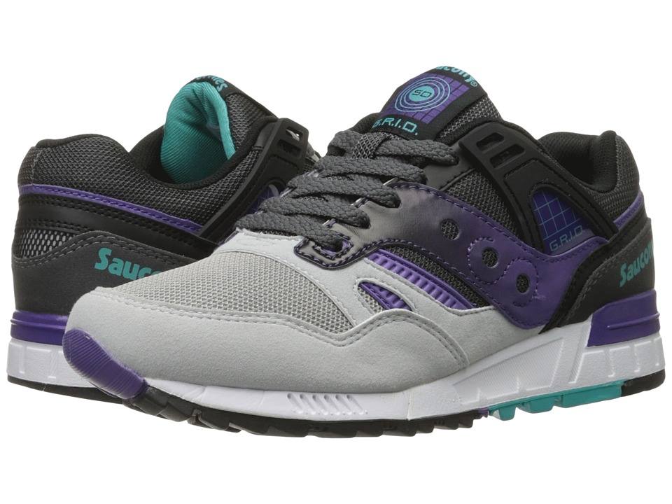Saucony Originals - Grid SD (Purple) Shoes