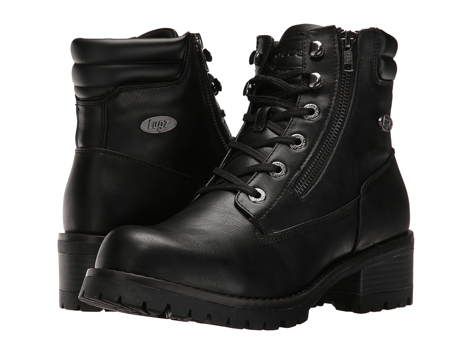 Lugz - Flirt Hi Zip (Black) Women's Shoes