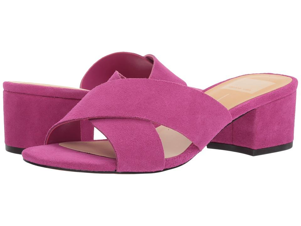 Dolce Vita - Flora (Magenta) Women's Shoes