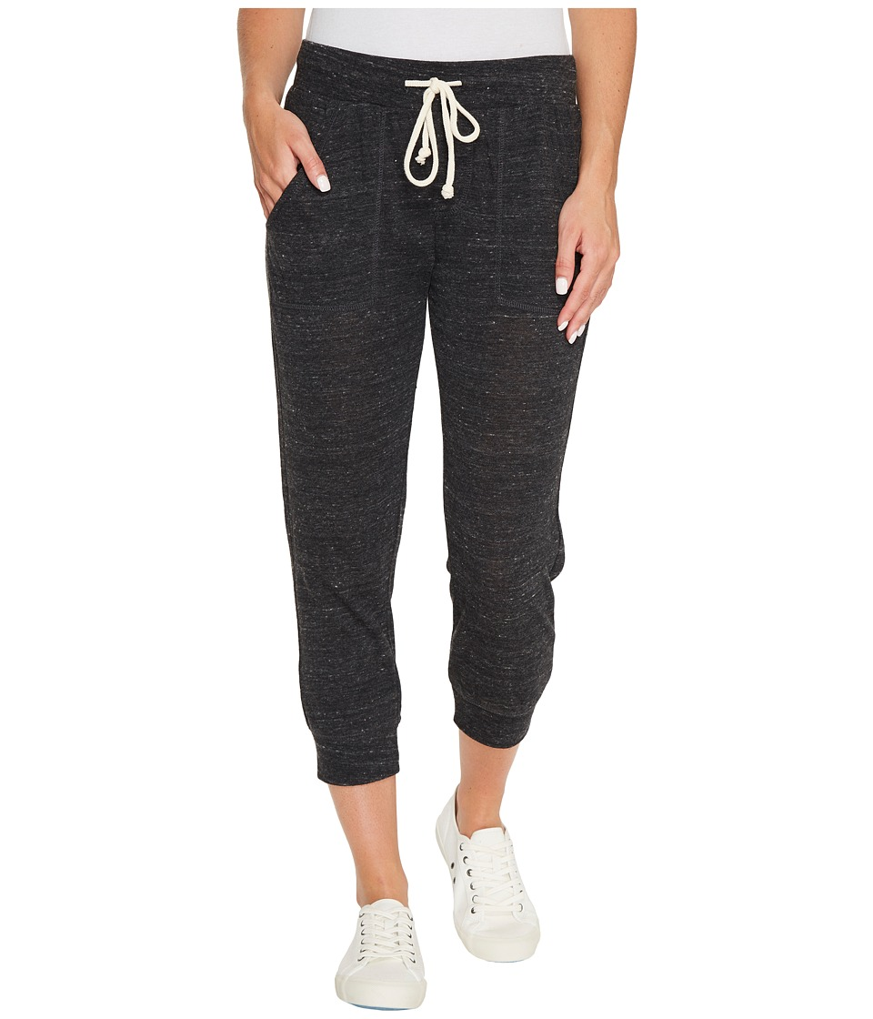 Alternative - Eco Cropped Jogger (Eco Black) Women's Casual Pants