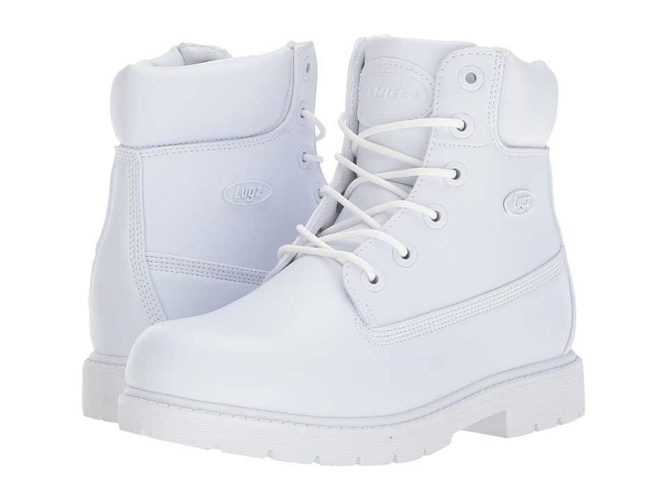 Lugz - Shifter 6 (White) Women's Shoes