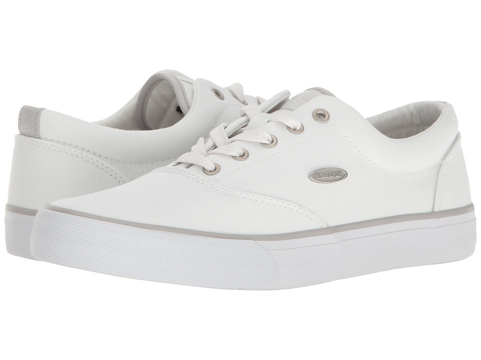 Lugz - Seabrook (White/Cloud) Women's Shoes