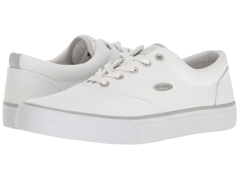 Lugz - Seabrook (White/Cloud) Women's Shoes