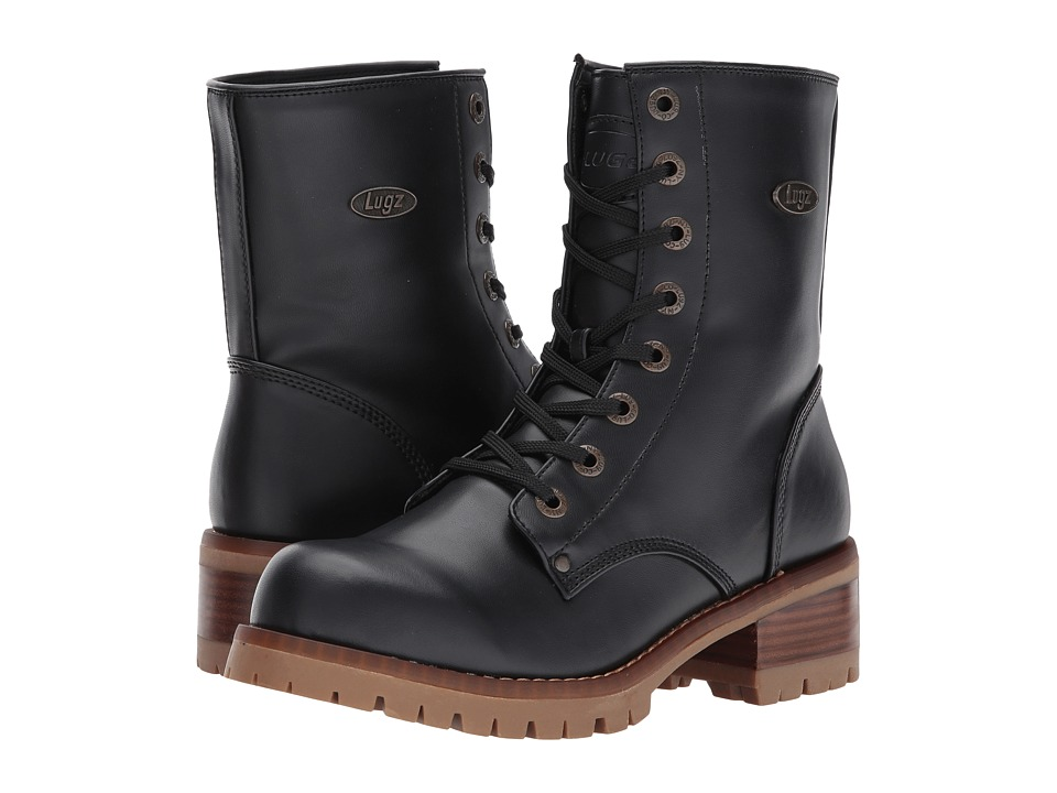 Lugz - Tamar (Black/Gum) Women's Shoes